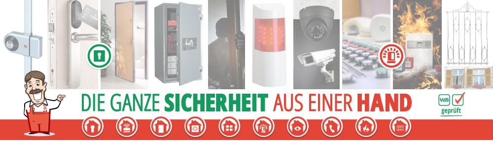Werner Sicherheitstechnik und Alarmanlagen Startseite