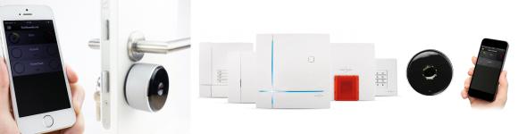 smarthome Hausautomation Sicherheit APP Steuerung Smartphone Alarmsysteme