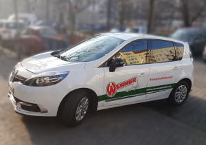 Werner Sicherheitsberater Auto