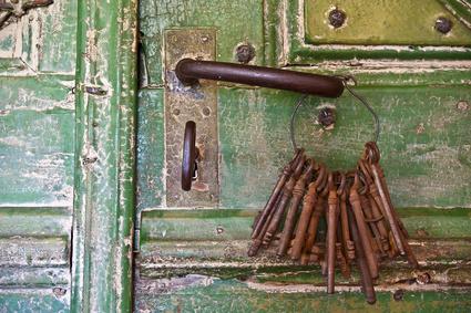 Schlüsselsammlung