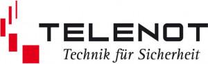 Telenot Alarmanlage Logo