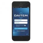 Daitem App Steuerung e-Daitem D22