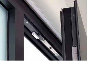 Kontaktsender für Fenster und Tür
