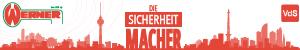 Die Sicherheitmacher Logo - Werner Sicherheitstechnik VdS