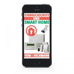 Smart Home Sicherheit APP Steuerung Smartphone