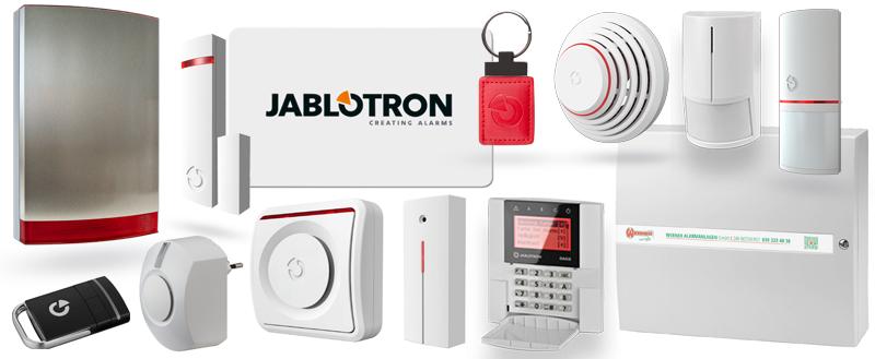 jablotron 100 alarmsystem