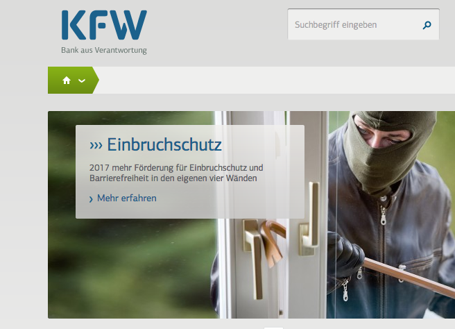 KfW Fördermittel 2017 bewilligt