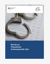 PSK 2016 Polizei Kriminalstatistik 2016
