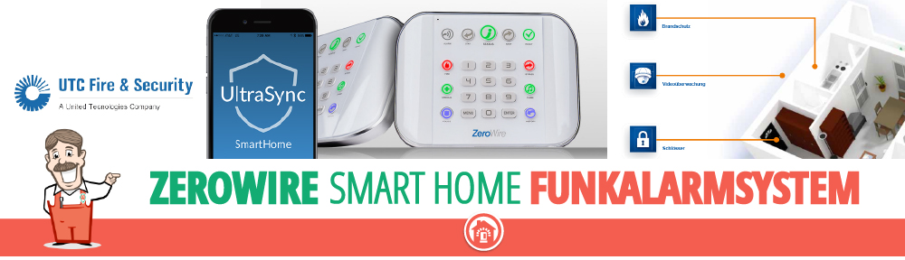 zerowire alarmanlage Smart Home