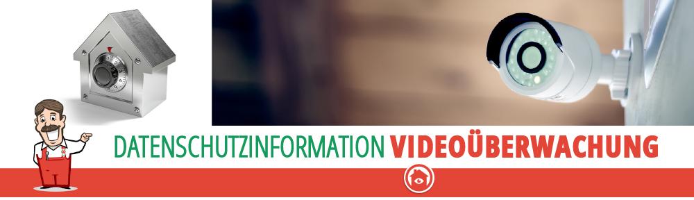 Beitragsbild Datenschutz Infos zur Videoüberwachung im Ladengeschäft Werner Sicherheitstechnik