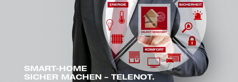 Telenot Smart Home