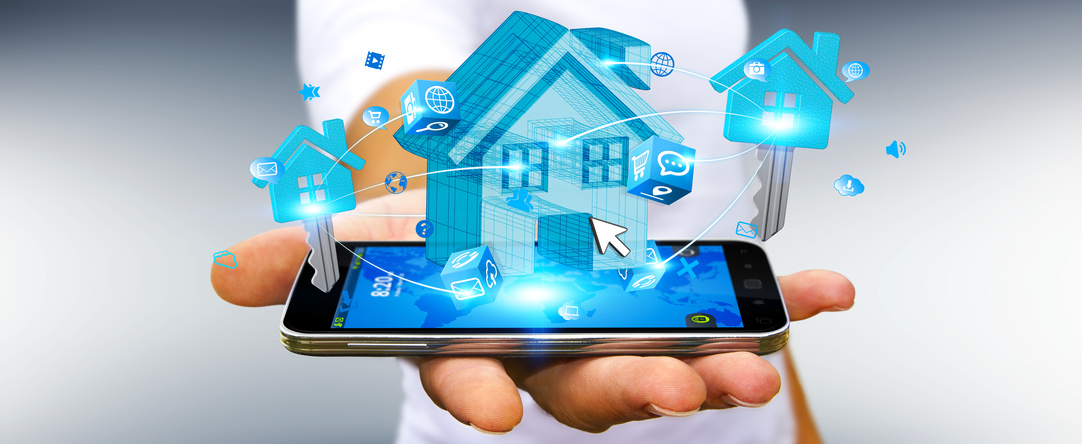 Smart Home Zuhause