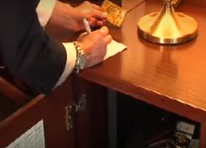 Diebstahl aus Hotelsafe mit Mastercode