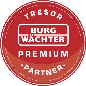 Tresor Premium Partner von Burg Wächter