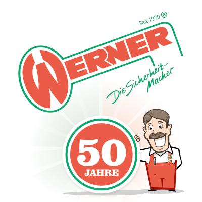 50 Jahre Werner Sicherheitstechnik - seit 1970