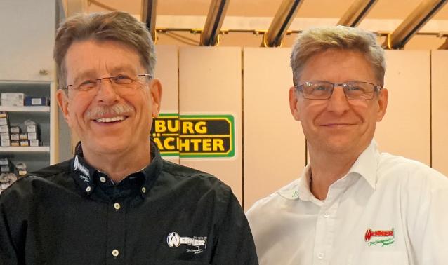 Wir für Berlin - Werner Sicherheitstechnik