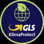 Wir versenden Klimaneutral mit GLS