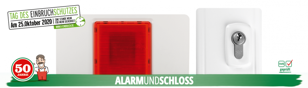 Alarmundschloss.de Startseite - Werner Sicherheitstechnik und Alarmanlagen