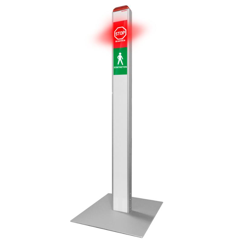 Elock2 Zutrittskontroll Ampel