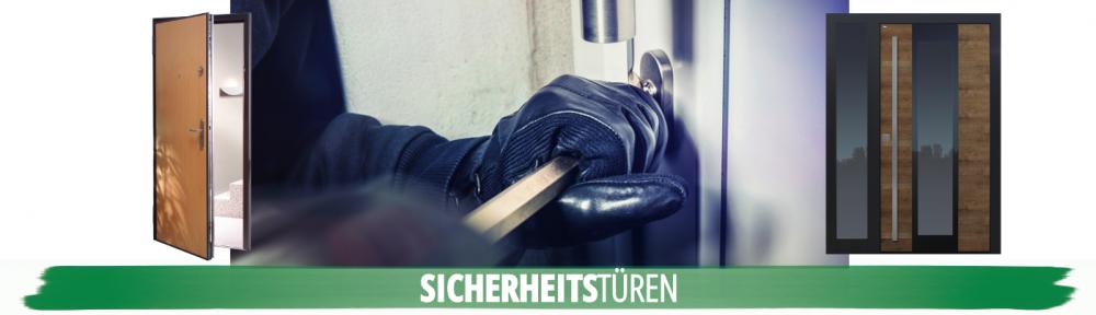 Sicherheitstüren aller Art für Haus Wohnung Keller Brandschutz oder Laubengang