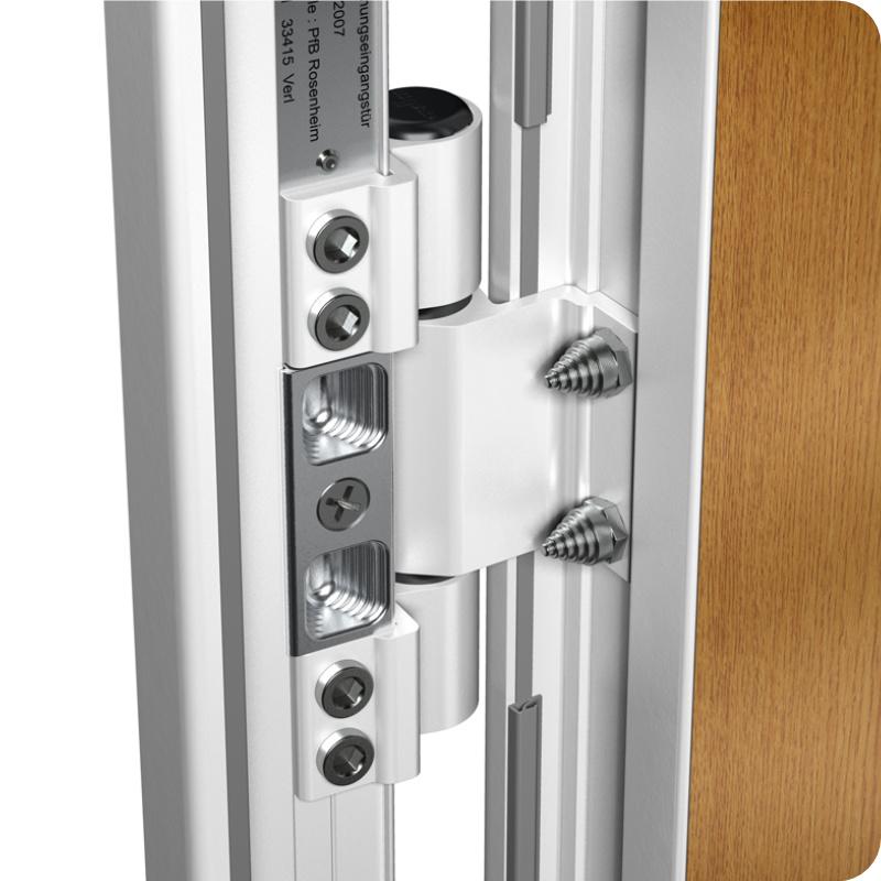 Wohnungstür Sicherheitstür Bändersicherung