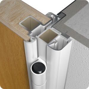 Wohnungstür Sicherheitstür Stahlzarge