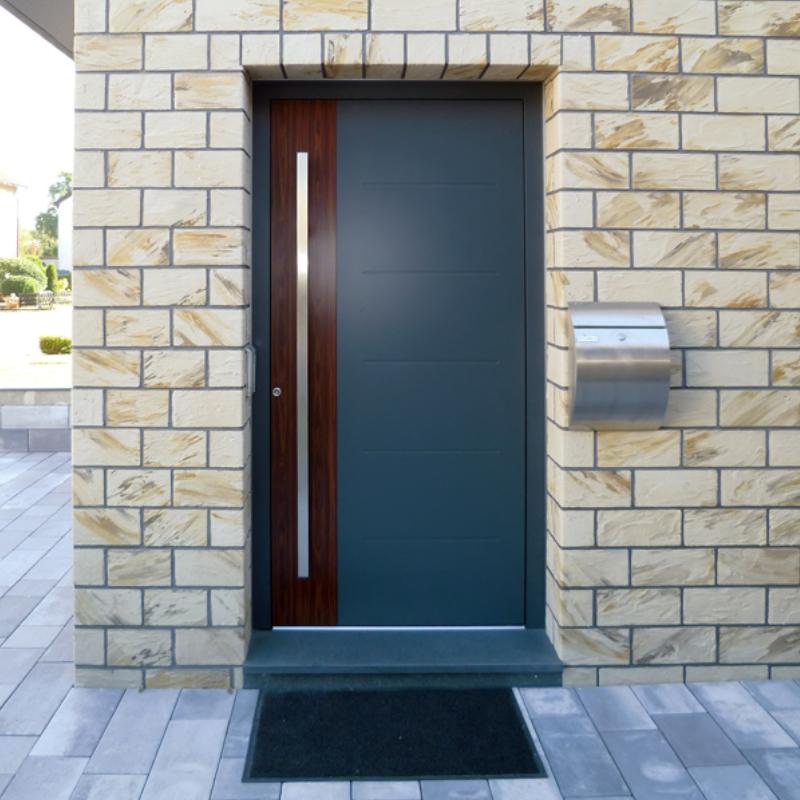 Design Haus Sicherheitstür