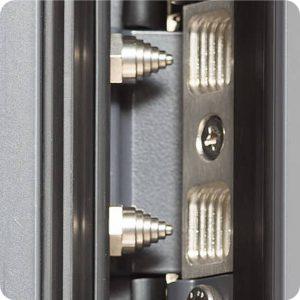 Bändersicherung Sicherheitstür Wohnungstür Haustür Laubengangtür