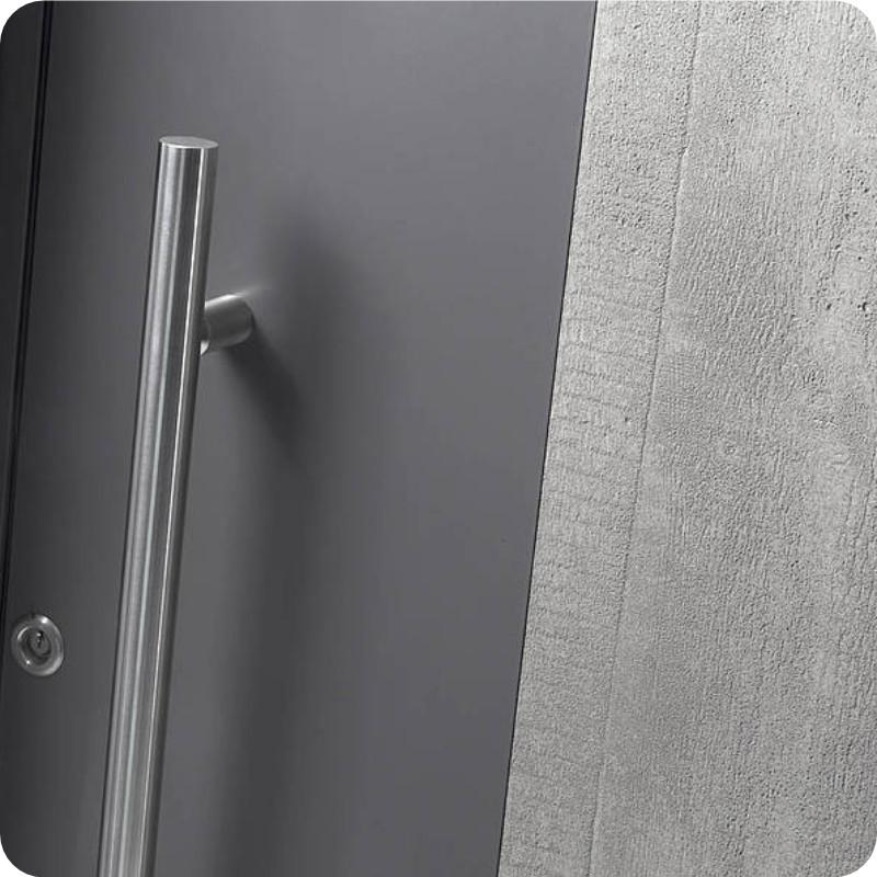 Extras Beton Sicherheitstür Wohnungstür Haustür Laubengangtür