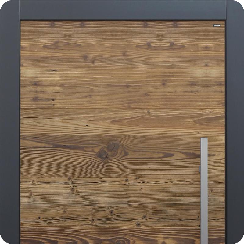 Sicherheitstüren aus Holz
