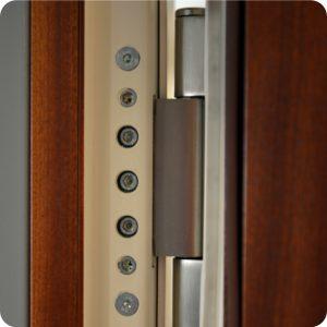 Stabile Türbänder der Wohnungssicherheitstür
