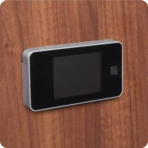 Wohnungstür Türspion Digital