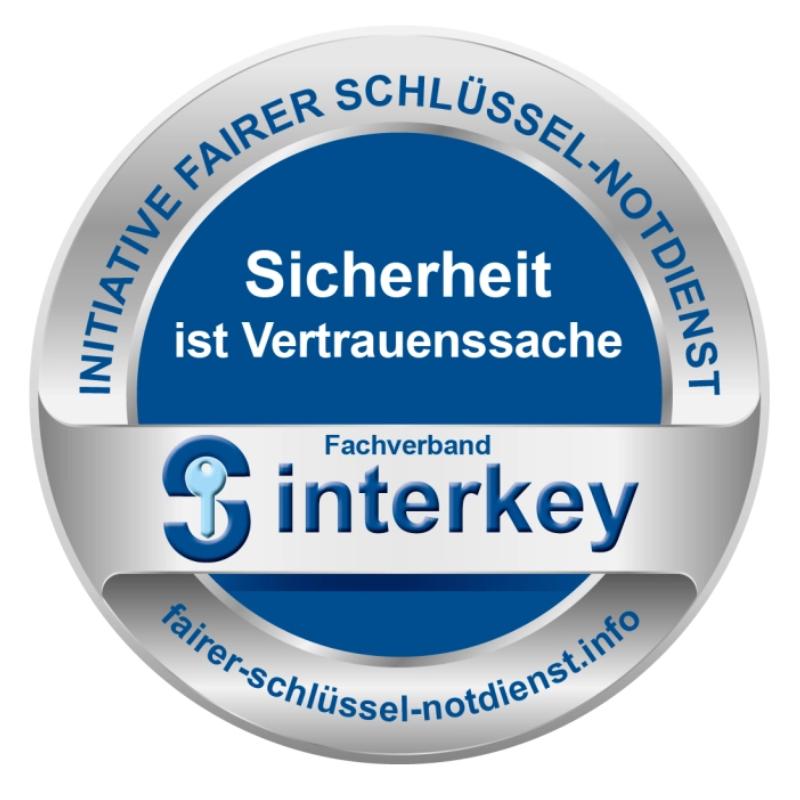 Fairer Schlüsselnotdienst - Mitglied im Interkey Verband