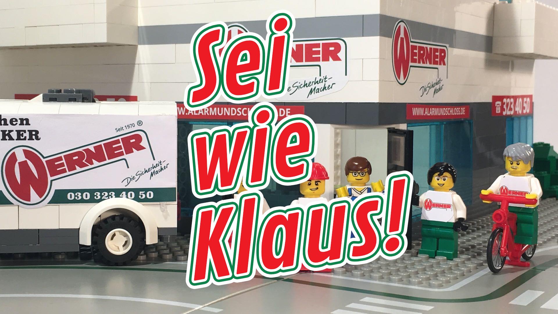 Sei wie Klaus - Werde Elektrotechniker für Einbruchmeldeanlagen bei der Werner Alarmanlagen GmbH